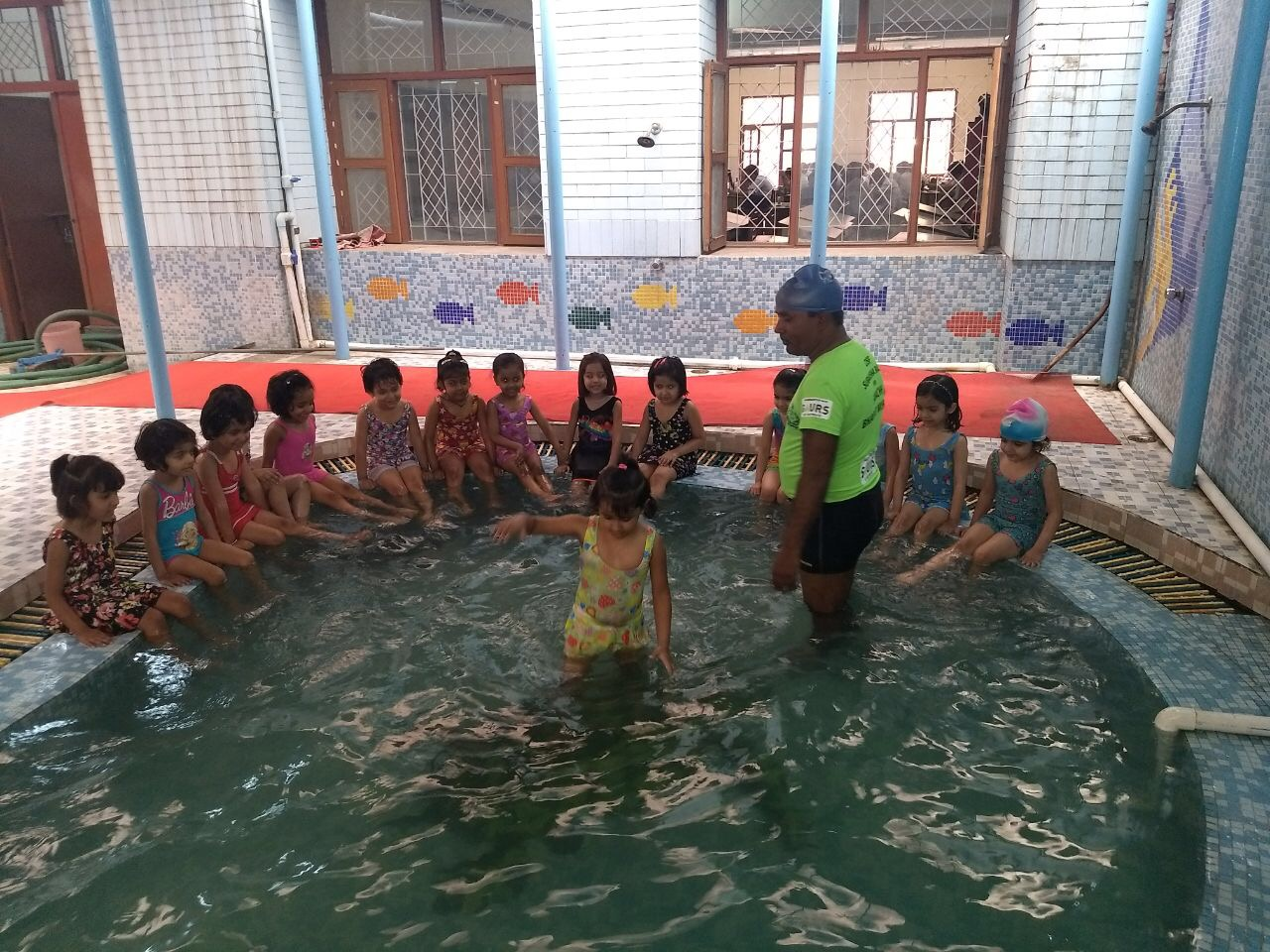 Splash Pool Activity - 2018